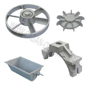 Odlewy ze stopów aluminium