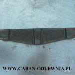 Żeliwny ruszt belkowy 35cm do pieca RRK