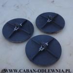 Żeliwne deflektory piecowe fi 250mm