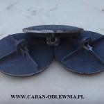 Żeliwny promiennik do kotła fi 250mm