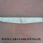 Żeliwne ruszty belkowe sztabkowe 600mm