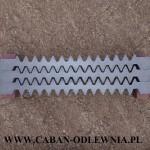 Trwałe ruszty jodełkowe o długości 65cm do kotła parowego