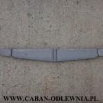 Wytrzymała rusztowina belkowa 50cm z żeliwa modyfikowanego