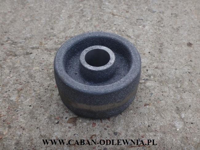 Kółko żeliwne 9cm do roll-stopu