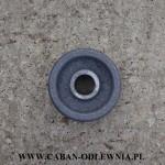 Żeliwne kółko fi 90mm do roll-stop