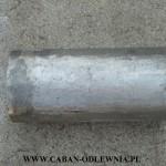 Pręt żeliwny fi 220mm do toczenia