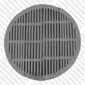 Ruszt okrągły fi 105cm do kotła lub kolumny parowej