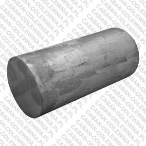 Wałek żeliwny fi 22cm - producent CABAN-ODLEWNIA