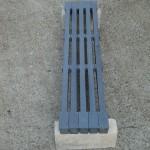 Trwałe ruszta palcowe o długości 90cm do kotła