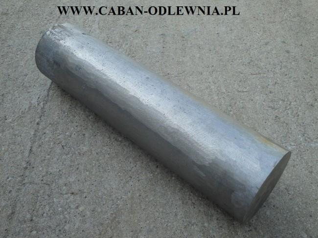 Pręt żeliwny o średnicy 16cm i długości 50cm