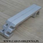 Dzielony model odlewniczy z poprawioną powierzchnią wydruku 3D