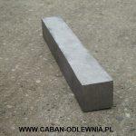 Pręt żeliwny o przekroju kwadratowym 40x40mm