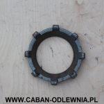 Pierścień żeliwny zębaty do paleniska retortowego fi 265mm