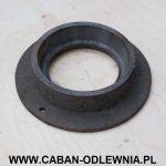 Żeliwny pierścień fi 265mm do pieca z automatycznym podajnikiem