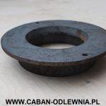 Żeliwny pierścień paleniska fi 265mm - producent