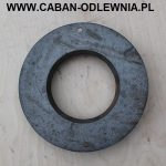 Żeliwny pierścień zewnętrzny palnika retortowego fi 265mm