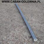 Pręt żeliwny o średnicy 2cm - sprzedaż