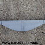 Ruszt żeliwny belkowy 45cm do kotła o dużej mocy