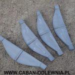 Żeliwne ruszty 45cm do pieca lub kotła - producent
