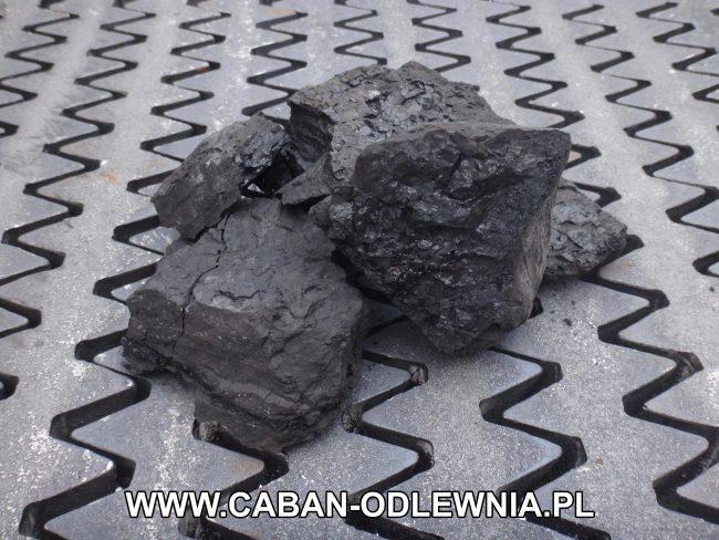 Ruszt jodełkowy jest przystosowany do spalania węgla kamiennego