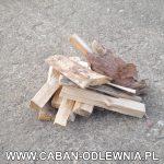 Zrębki drewniane opałowe jako paliwo do kotłów z palnikiem posuwnym na biomasę